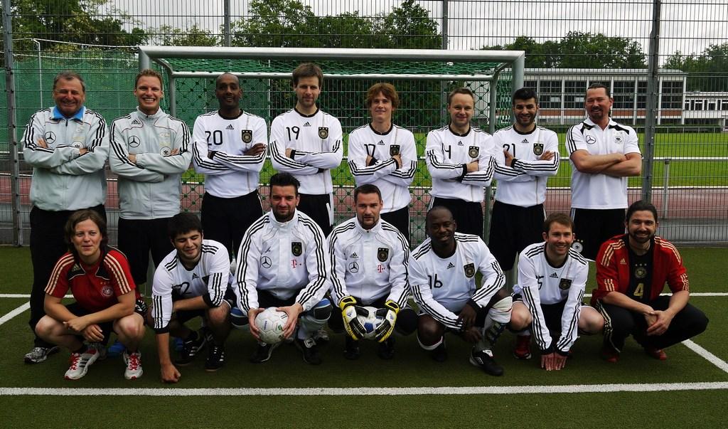 Teamfoto Juni 2013